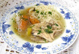W Mojej Kuchni Lubię.. : szybkowar-pyszny rosół z kury rosołowej...