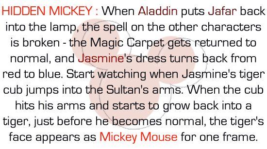 O_o MOM!!! cancel the movie night! we're watching Aladdin!!!!!
