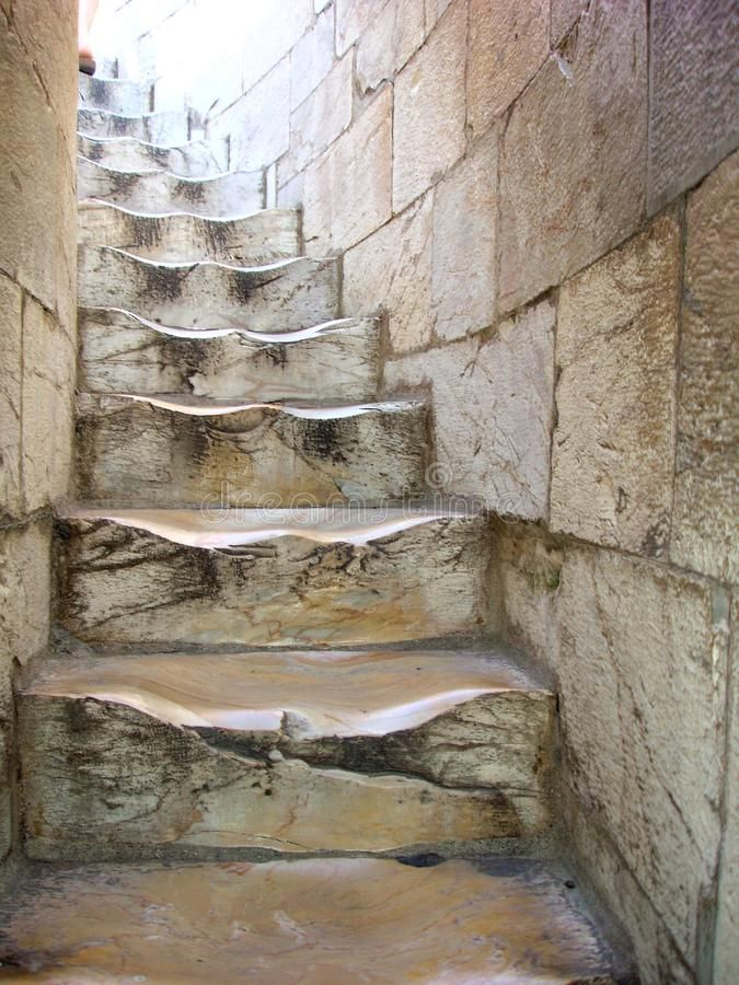 Old Winding Stairs In Pisa Italy Photo About Ancient Historic