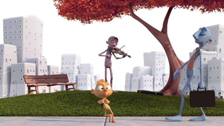 Alike: Μια animation ταινία για τη «σωστή» διαπαιδαγώγηση των παιδιών via @enalaktikidrasi