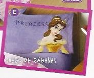 Sábanas princesas baile JI