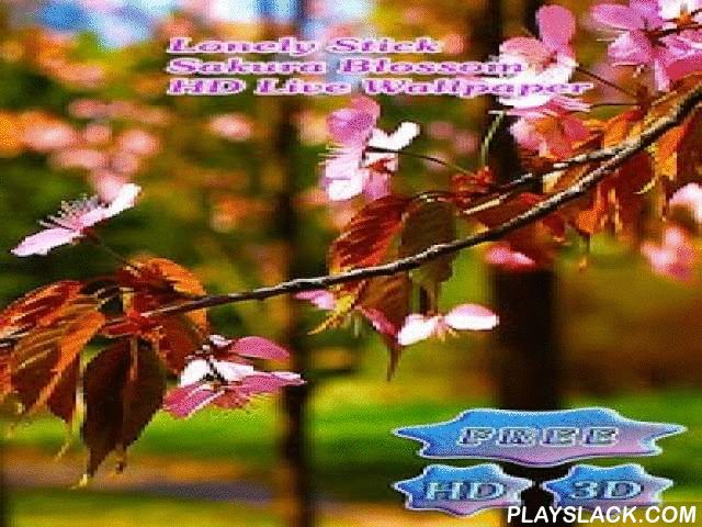 3D Sakura Blossom Stick Free  Android App - playslack.com ,  Here You came to discover A Culture That is Always Blossoming Springtime on Earth.That is nothing less than magical!Sakura blossoms capture the attention of visitors alike their beautiful pink flowersblanket your device screen in soft and colorful splendor.At Earth springtime season the trees look nearly pink and white from top to bottom.Let's celebrate together Sakura Blossom Festival :-))Beautiful Sakura Theme of Live Animated…