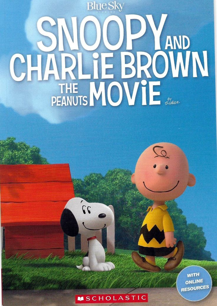 'Snoopy and Charlie Brown: the Peanuts Movie' | The English Language Bookshop Online, Portugal
