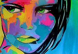 Obraz na płótnie to idealnyprezent dla najbliższych. http://sklep.gallerystore.pl/obrazy-malowane-na-plotnie