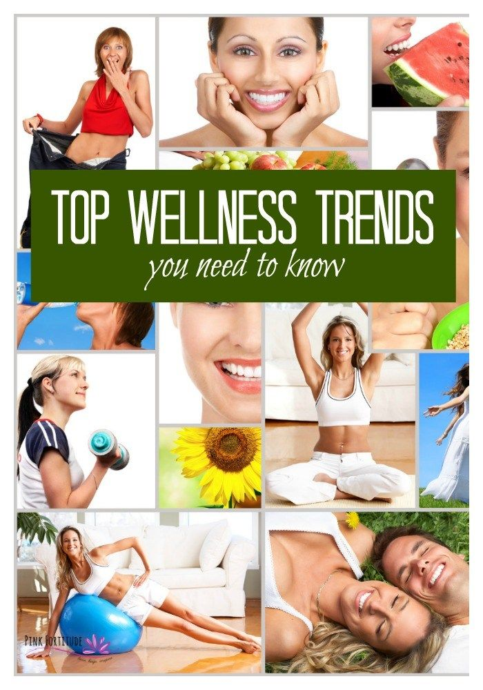 Top 10 Wellness Trends In 2021 Pink Fortitude Llc Wellness Trends Health Goals Wellness