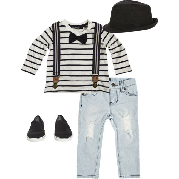 Bardot Junior - Out to Lunch by boysontrend on Polyvore featuring babyboy, boysrock, boysontrend and bardorjunior