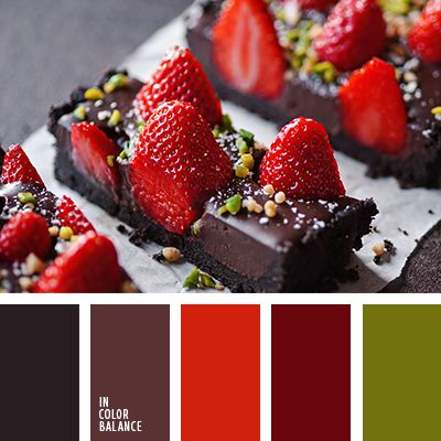 бордовый, бордовый и красный, зеленый, зеленый и красный, красный цвет, насыщенный зеленый, насыщенный красный цвет, оттенки красного, почти черный цвет, салатовый, цвет зелени, яркий зеленый.