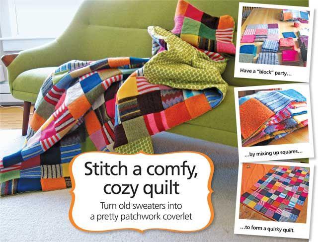How to Make a Quilt - AllYou.com