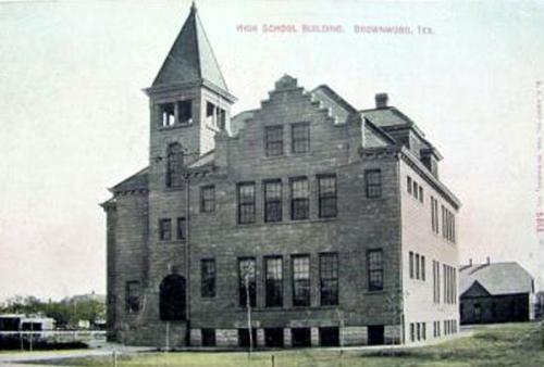 Brownwood, TX High School 1909