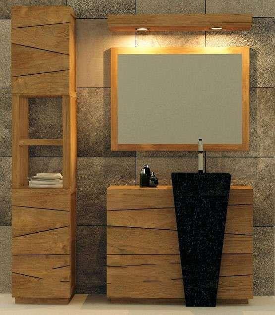 Oltre 25 fantastiche idee su Bagno legno su Pinterest  Design per bagno moderno, Bagno moderno ...