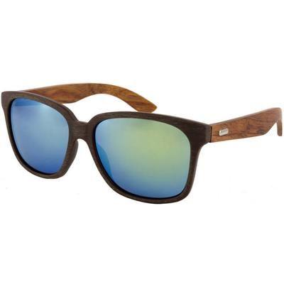 Ξύλινα Γυαλιά Ηλίου Bamboo Wayfarer Karen-GREEN-e-chap