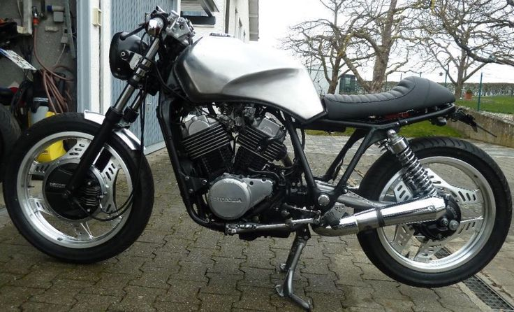 1983 honda vt 500 e caf racer simply stripped low cost. Black Bedroom Furniture Sets. Home Design Ideas
