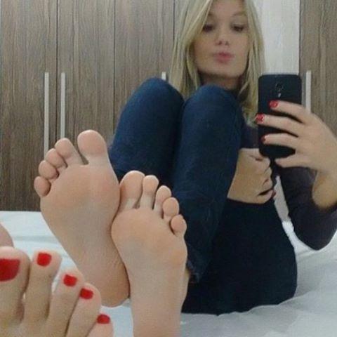 Did Feet fetish podo POV!
