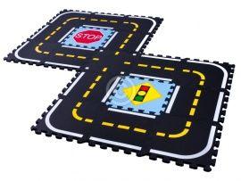 Puzzel Verkeersspeelmat | Speelmatten | Boxenland