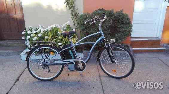 Bici eléctrica a toda prueba  Bicicleta eléctrica.Velocidad max: 28km/h s ..  http://santiago-city.evisos.cl/bici-ela-ctrica-a-toda-prueba-id-643651