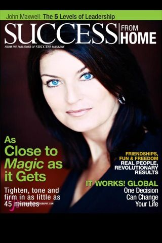 Madra Jones: One of it works global's top Money Earner's featured in Success from home Magazine!  BodySHRINKologist.myitworks.com