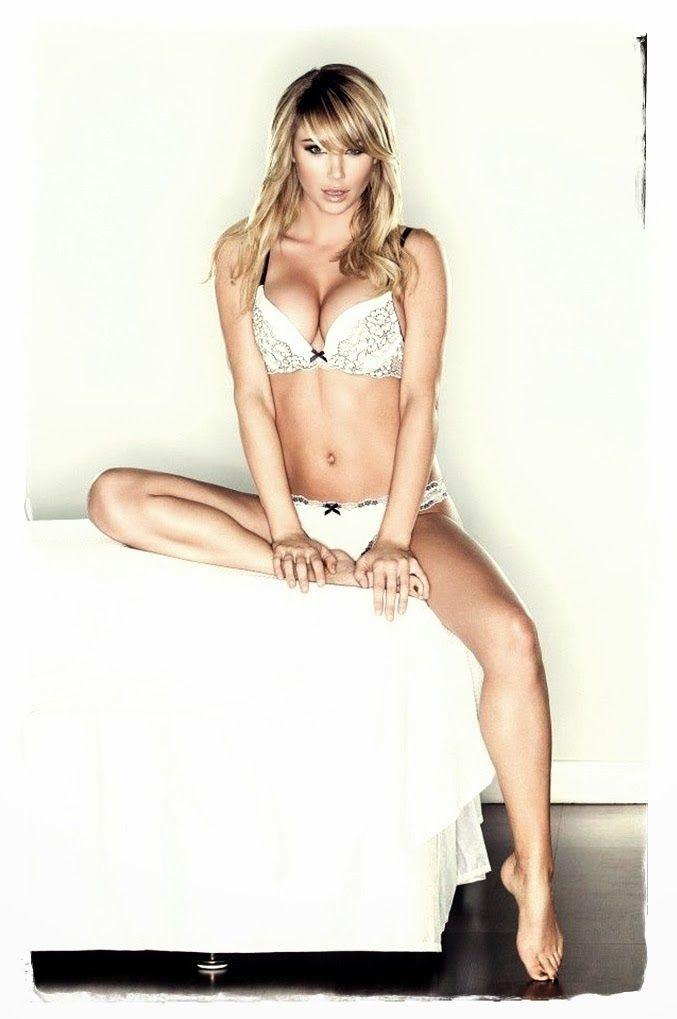 #Lingerie #Models - Sara Jean Underwood 10