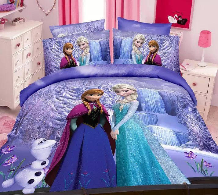 Like and Share if you want this  Purple Frozen Elsa Anna Bedding Sets     Tag a friend who would love this!     FREE Shipping Worldwide     Get it here ---> https://www.cancoot.com/purple-frozen-elsa-anna-bedding-sets/