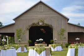 Outdoor barn wedding and reception venue in North Alabama., Flint Creek Whitetails Farm Hartselle, AL Photo Gallery