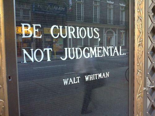 I love Walt Whitman!