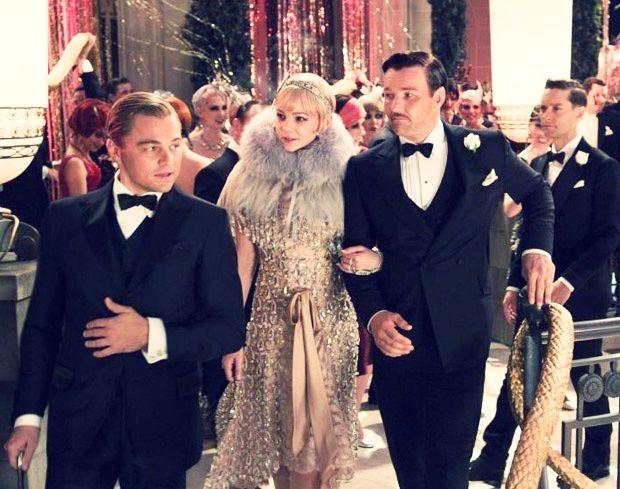 the roaring '20s. #Gatsby