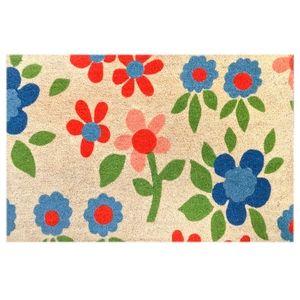 Laura Ashley Doormat, Caravan Daisy | Orchard Supply Hardware Store