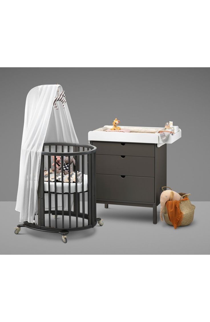 Stokke Convertible Sleepi Crib & Toddler Bed at Nordstrom.com. A lovely beechwood crib grows in sync with your little one to form a comforting, seamless sleep environment for those first years. Beginning as a rolling full-sized crib, it converts to a stationary toddler bed when you remove the wheels and the side panel. One kit, two beds—that's the beauty of the Sleepi concept, a masterpiece of minimalist Scandinavian design.