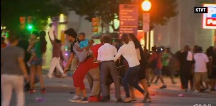 Εμφύλιος στις ΗΠΑ! - Η πιο αιματηρή επίθεση εναντίον αστυνομικών μετά την 11η Σεπτεμβρίου - Πέντε νεκροί