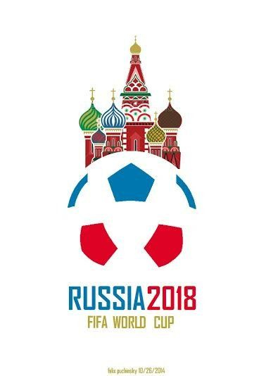 FIFA World Cup Russia 2018 | Brands of the World™ | Download vector logos and logotypes