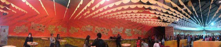 Feria del libro  FILBO 2015 Bogota  By:Gflowrian