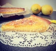 Recette - Tarte au citron-coco - Notée 4/5 par les internautes
