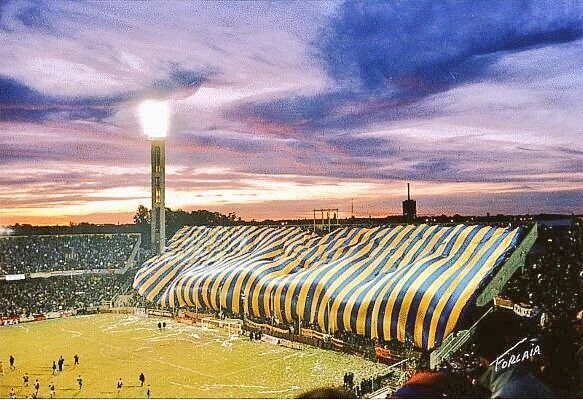 FELICES 126 Rosario Central!