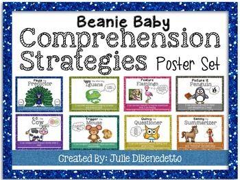 beanie baby reading strategies pdf