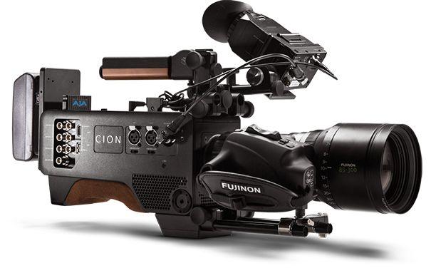NAB 2014 Caméra Aja Cion 4K