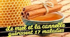 Il semblerait que la combinaison cannelle-miel produit des miracles en mati ère d'effets bénéfiques sur la santé. Nos grands mères le savaient déjà. aujourd'hui, la médecine s'intéresse de plus en plus à ses bienfaits . Pour les maladies ca