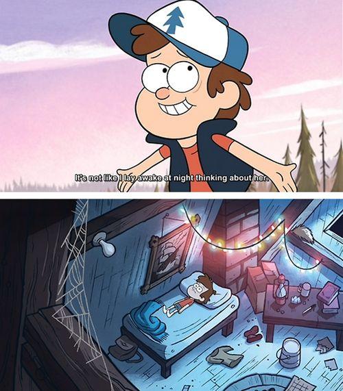 I Know That Feel, Bro. Gravity Falls