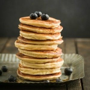 Thermomix Pancakes - fluffy pancakes made easy