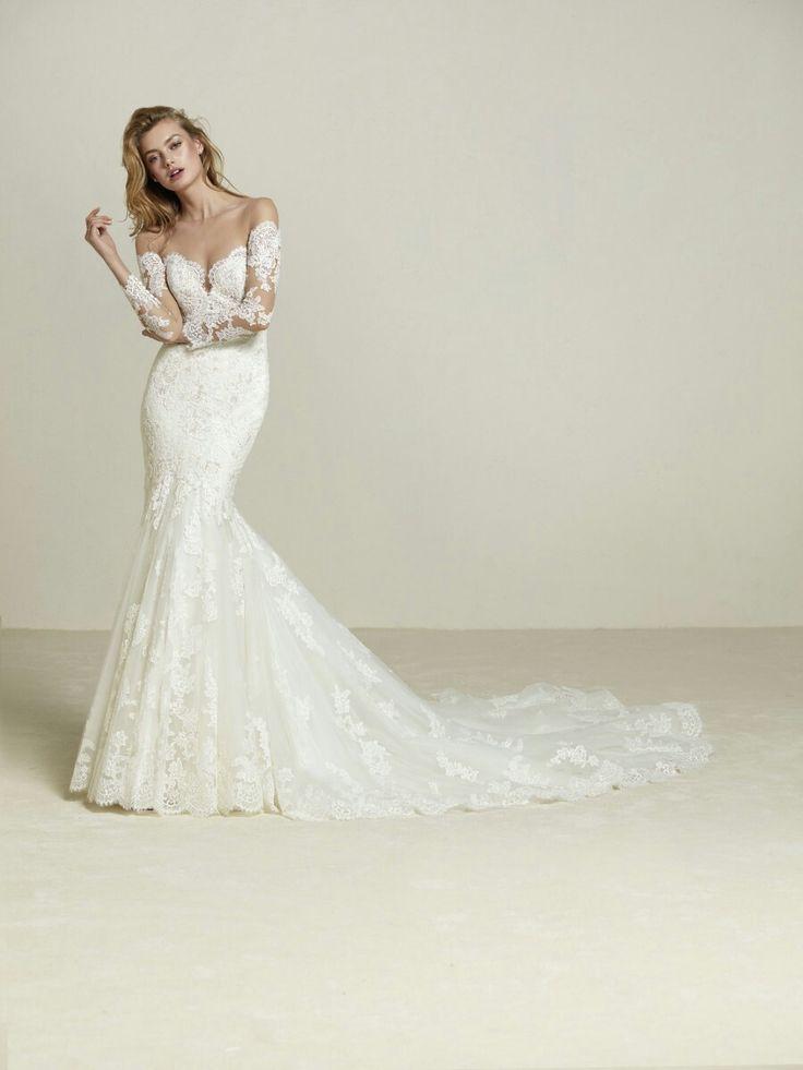 14 besten Hochzeitskleider Bilder auf Pinterest | Hochzeitskleider ...
