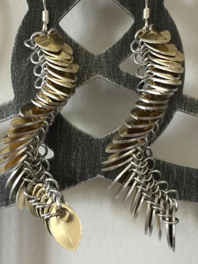 Spiral earrings by bojanli