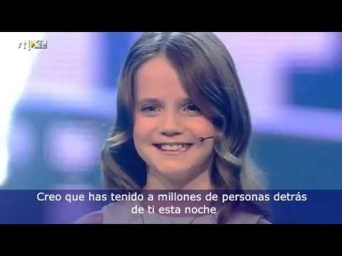 Amira Willighagen - (subtitulos español) - Gana el certamen !!!