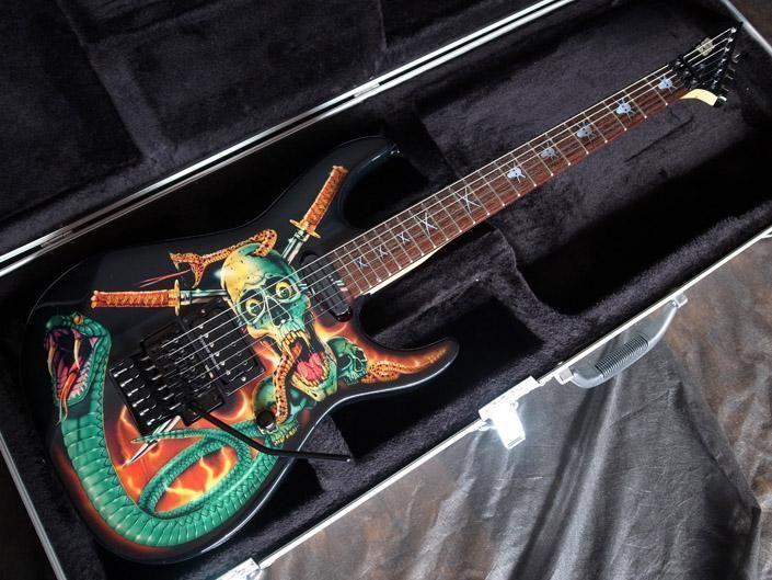 24 besten Guitars Bilder auf Pinterest   Gitarren, Bassgitarren und ...