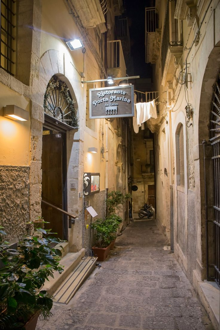 Porta Marina - Sicily/Siracusa