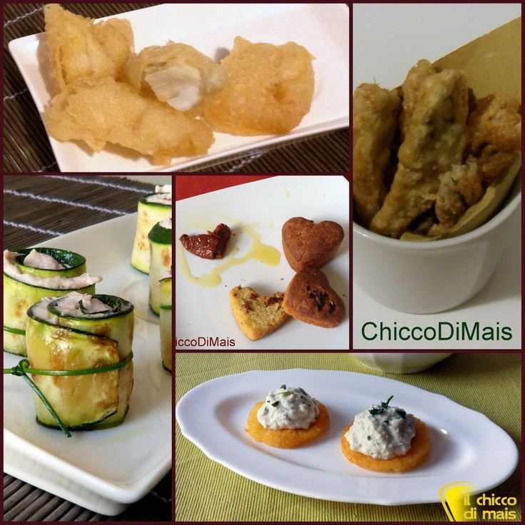 8 Antipasti finger food per Natale 2013
