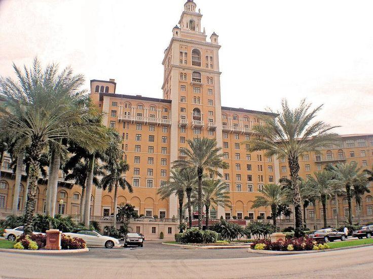 La historia del Biltmore Hotel de Miami - http://www.absolut-miami.com/la-historia-del-biltmore-hotel-de-miami/