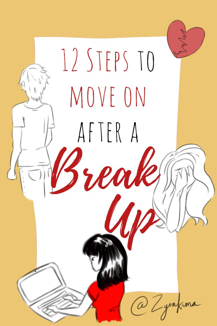 Did your significant other broke your heart and now you're look for ways to get over that ex? I've done that so I did my share to help you get over him/her.