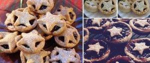 Hvězdičkové košíčky plněné oříšky, marmeládou nebo mákem