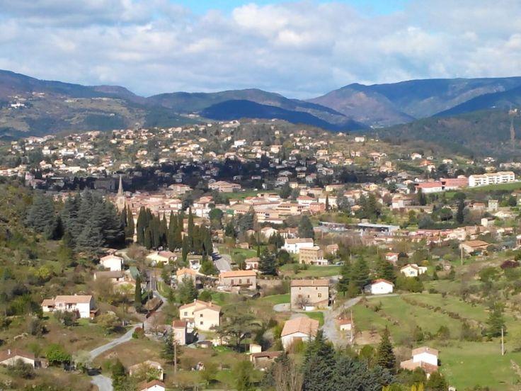 Les Vans in Rhône-Alpes -2015