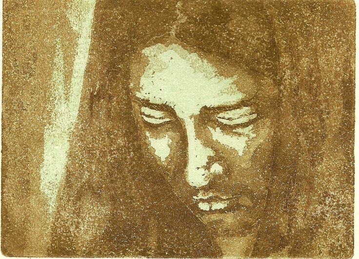 Retrato cobre