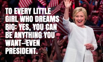 We're Allowed To Be Excited That A Woman Could Be President (You don't have to love Hillary Clinton to celebrate the impact she just made.)