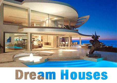 Dreamhouses Houses Pinterest